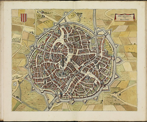 The late 17th centuryStedenboek(book of cities) by Dutch cartographer Frederik de Wit is one of the rarest map books in the world. Only four copies are know to exist and the finest version has beendigitised and uploaded by the National Library of The Netherlands. [Flash and html formats are available]    De Wit was among the last of the renowned cartographers in what is referred to as theGolden Ageof Dutch cartography. Common to all his work was superb engraving and exce...