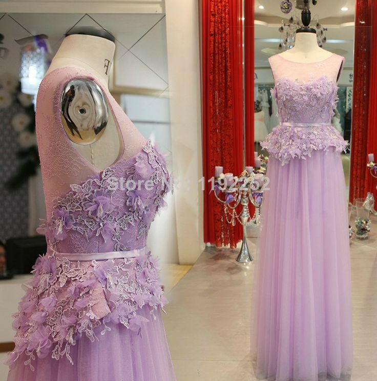 Custom Made Free Shipping Elegant Sexy High Neck Crepe Bridesmaid Dresses Ankle-Length A-line Evening Gowns 2014 New Arrival $148.00