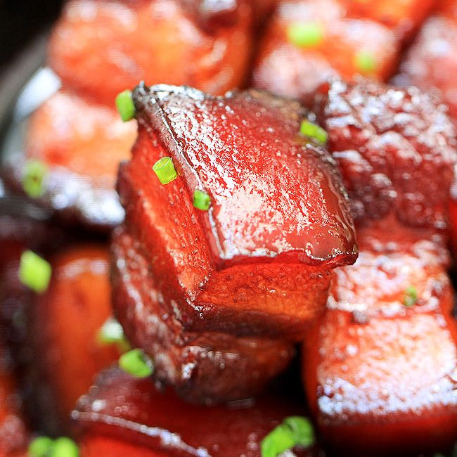 Hong Shao Rou Recipe—(Red Braised Pork Belly) – China Sichuan Food