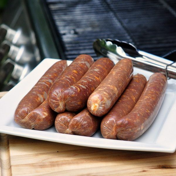 Easy Homemade Chorizo Sausage - an easy homemade version of this slightly spicy, very flavorful sausage that relies only on the contents of your spice rack to season the meat.