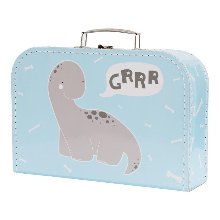koriste matkalaukku, dinosaurus laukku, dinosaurus | Leikisti-verkkokauppa