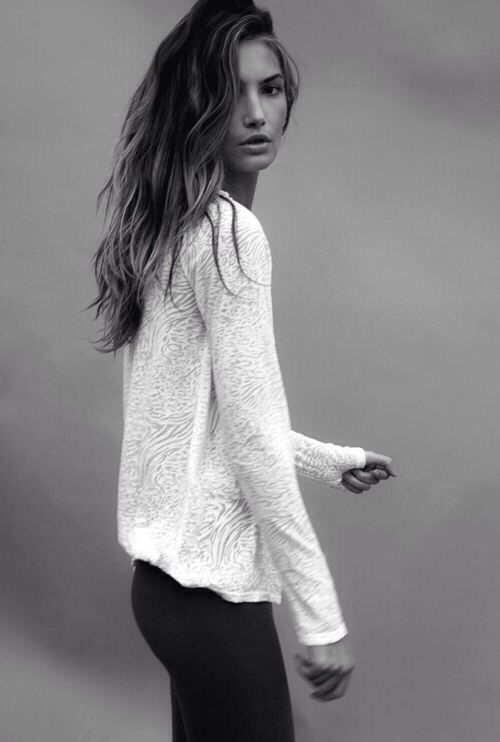 Lily Aldridge | Inspiration for Photography Midwest | photographymidwest.com…                                                                                                                                                                                 More