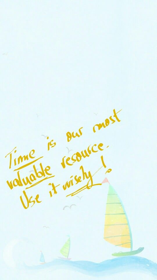 #time #resource #use #vitally #motivation #wisely #now