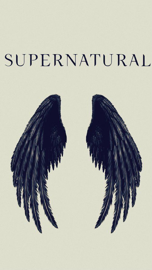 Supernatural Cellphone Wallpaper