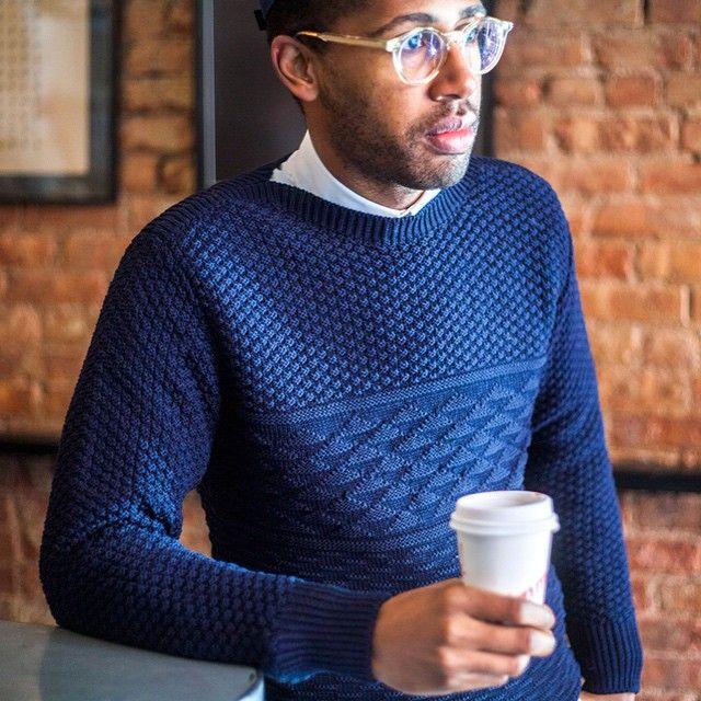 A.P.C. Mercerized Crewneck sweater | Steven Alan