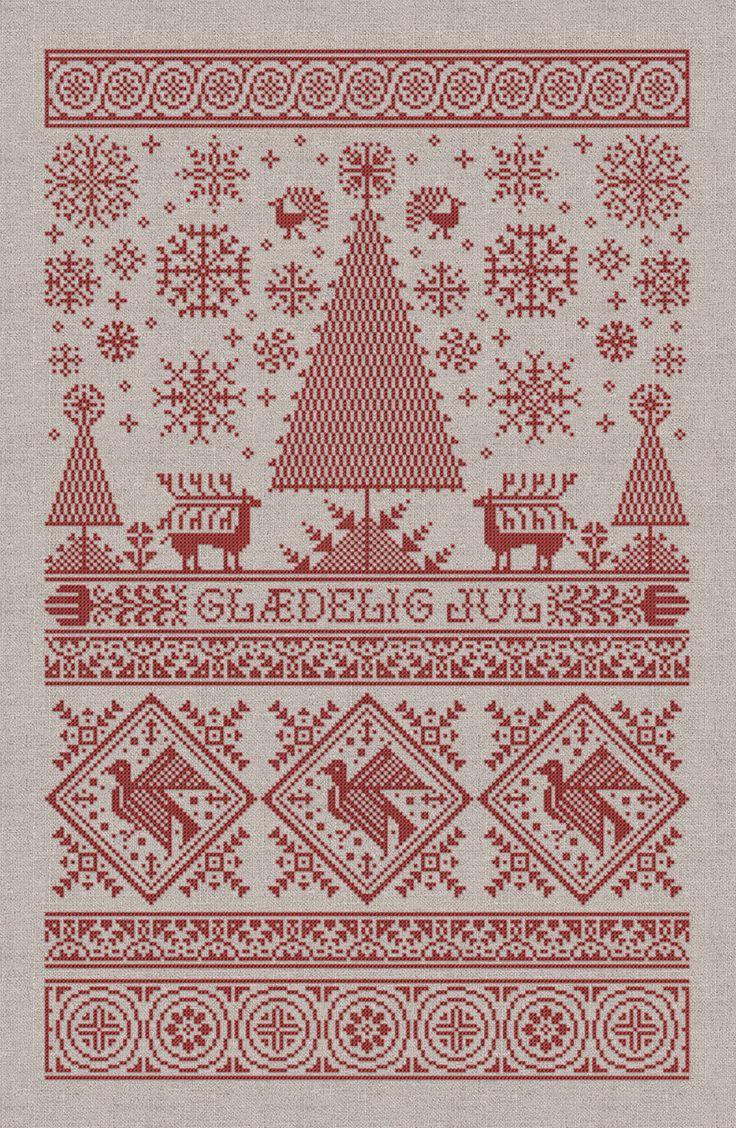 Scandinavian Christmas Sampler