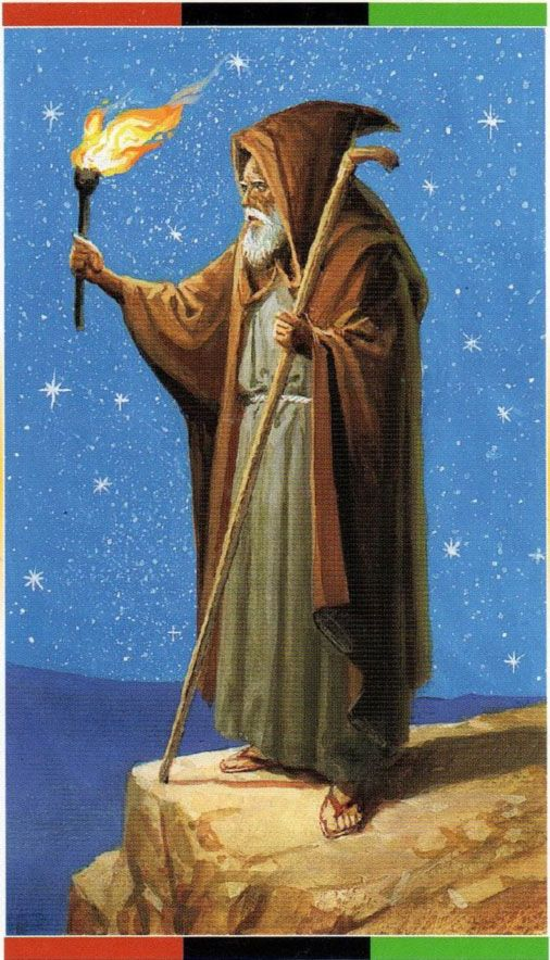 114 best The Hermit images on Pinterest | Tarot cards ...