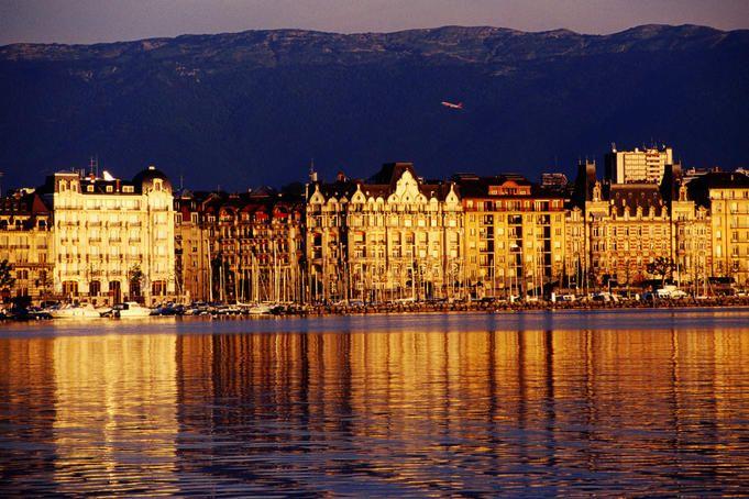 Geneva, Switzerland - Check.