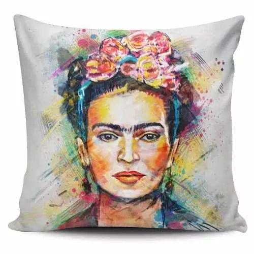 Cojin Decorativo Tayrona Store Frida 04 - $ 43.900