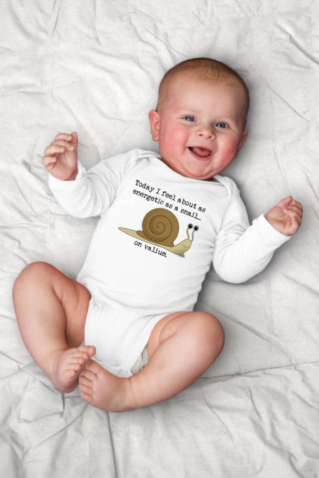 f7428972d Snail Baby Clothes, Funny Baby Girl Clothes, Funny Baby Boy Gifts, Bugs Baby  Outfit, Nap Baby Clothes, Funny Baby Shower, Let Her SLeep Gift Onesie by  ...