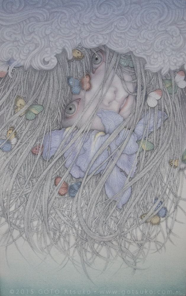 Synesthesia Garden - a weird art + style blog | » Blog Archive » Atsuko Goto