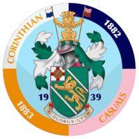 1939, Corinthian-Casuals F.C. (England) #Corinthian-CasualsFC #England #UnitedKingdom (L16898)