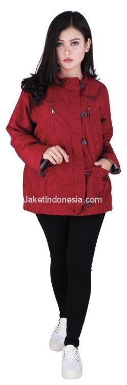 Jaket wanita CTN 17-626 adalah jaket wanita yang nyaman untuk...