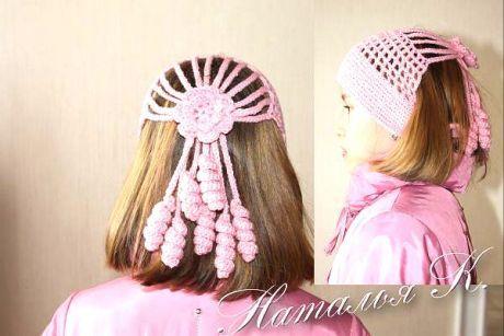 вязаные детские летние шапочки крючком со схемами отделка: 21 тыс изображений найдено в Яндекс.Картинках