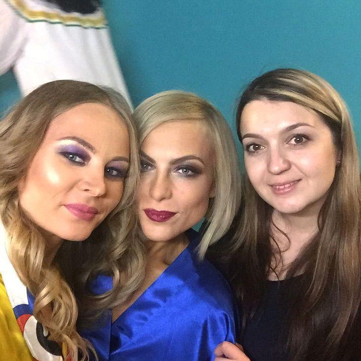 Мои красотки с Мисс Бикини На меня не смотрите) У меня было 2 ранние невесты #визажистчелябинск #макияж #визажист