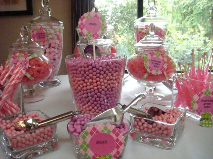 Baby shower ideas for girls martha stewart