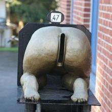 -Weird funny mailboxes   Wahoha