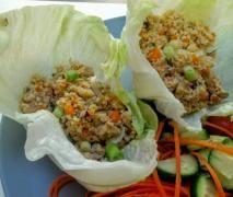 San Choy Bau - Chicken or Pork