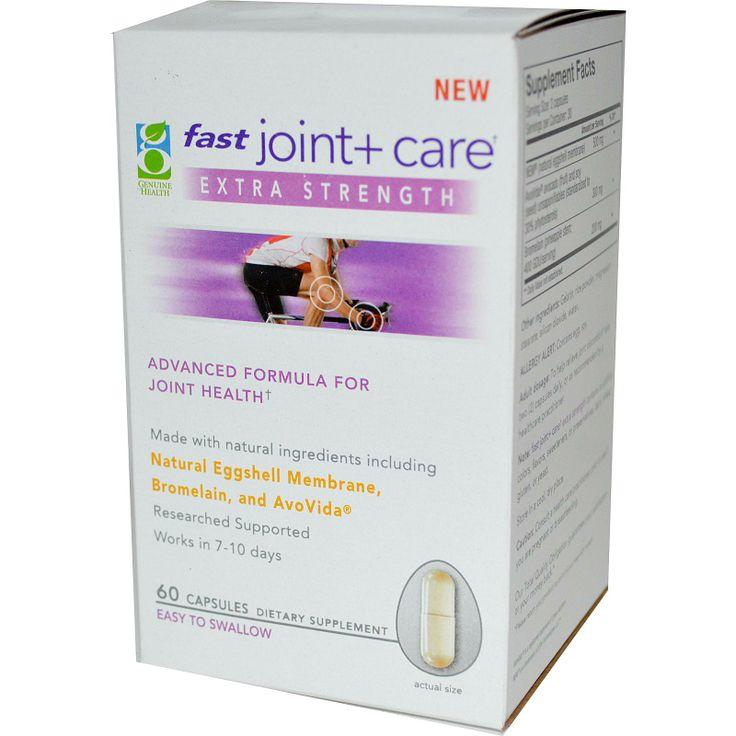 GENUINE HEALTH - Joint Care Plus #genuinehealth #jointcareplus