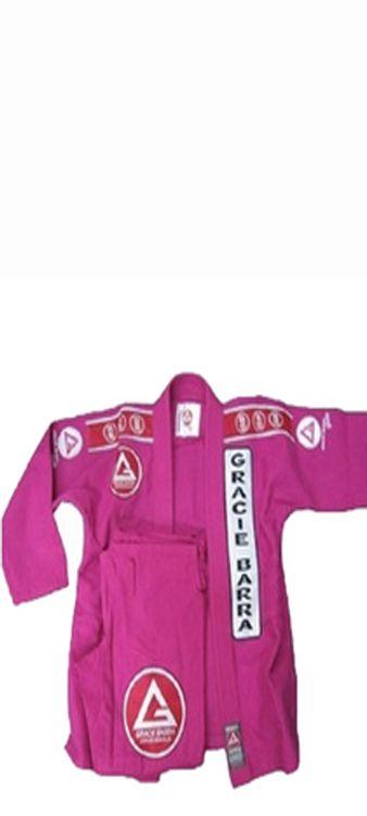 Gracie Barra Brazilian Jiu-Jitsu Apparel