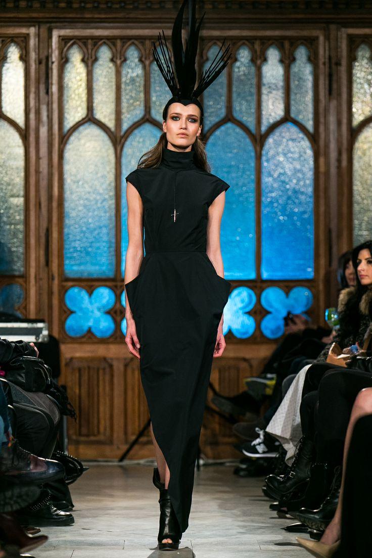 Andra Andreescu Fashion Show