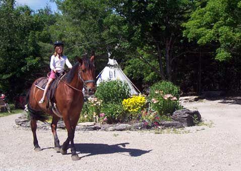 Kicking Mule Ranch - Manitoulin Island