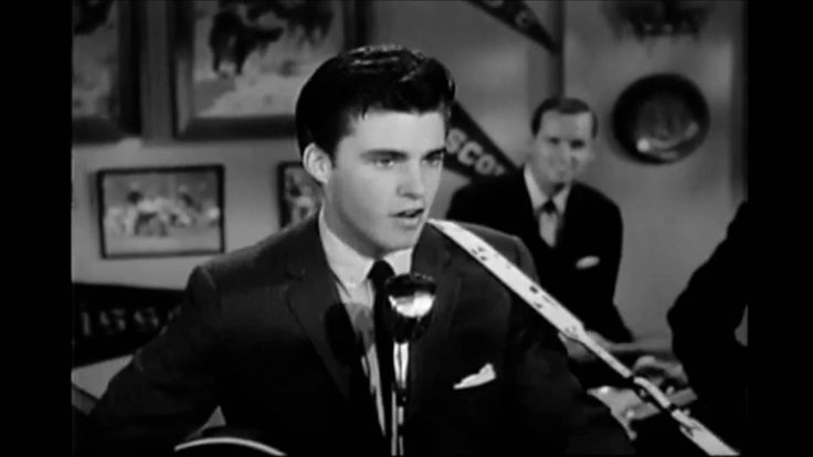 Ricky Performs On Ozzie And Harriet In 1958 Cindy The Good Old 1950s And Early 1960s Pins