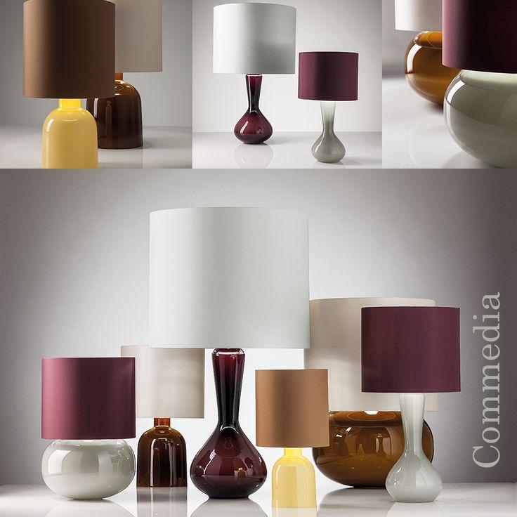 Commedia Modern Bedside Lamp - #zonca #zoncalighting