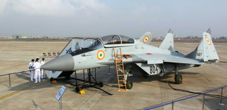 Indian Navy Mig 29 K