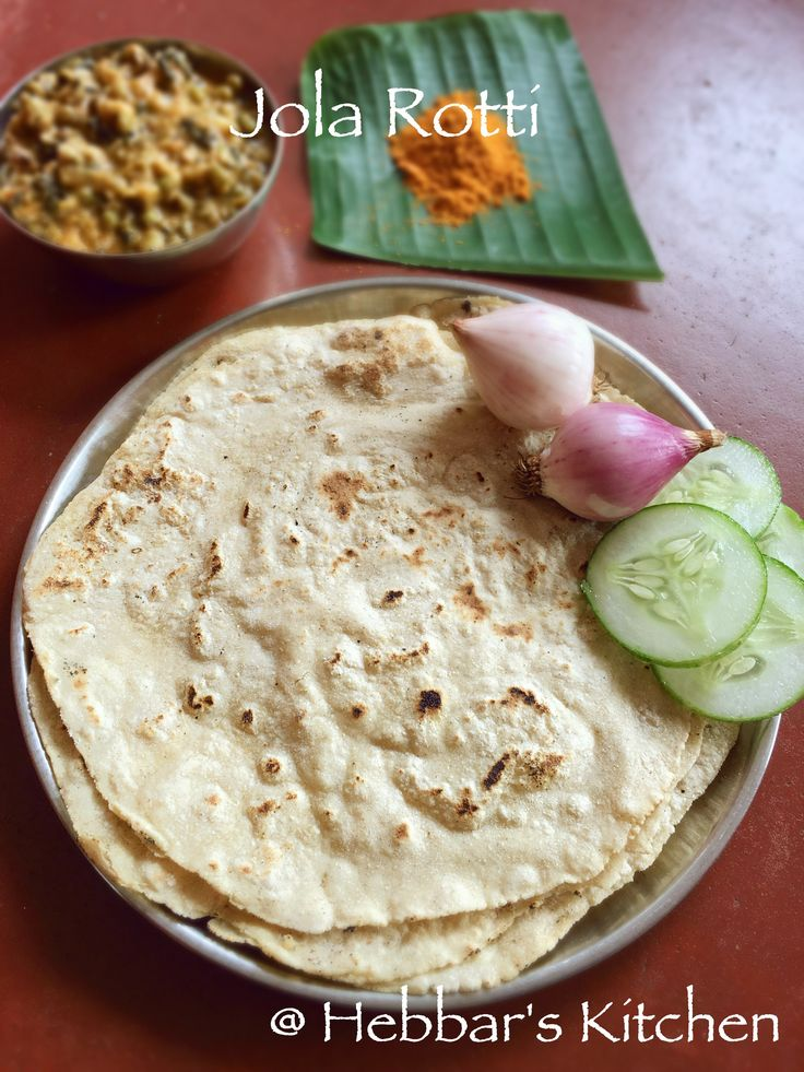 jolada rotti, jola rotti, jowar roti or bajra bhakri, is made from jola, jowar or bajra flour. jolada rotti is a flatbread made with sorghum flour.