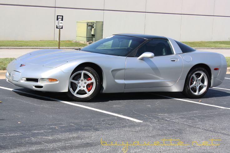 2002 Corvette For Sale