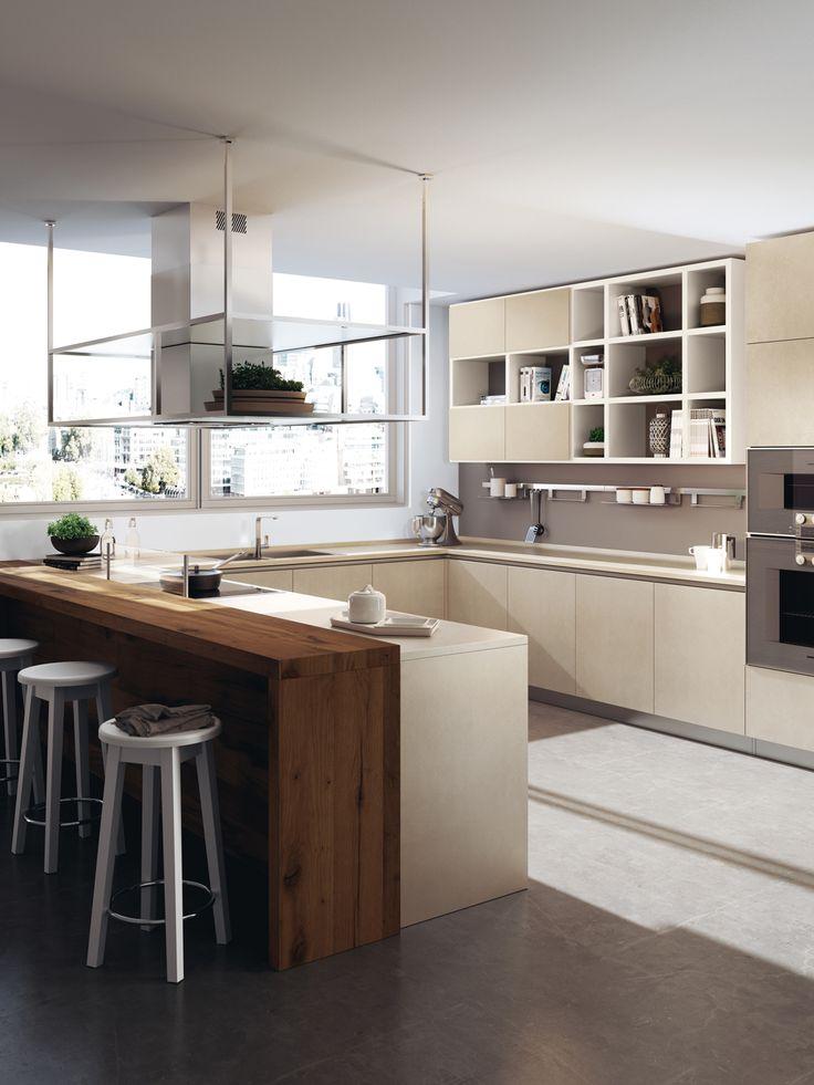 Oltre 1000 idee su cucine in rovere su pinterest mobili - Maniglie ante cucina ...