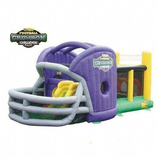 Commercial Gridiron Football Challenge Gameday Bounce House