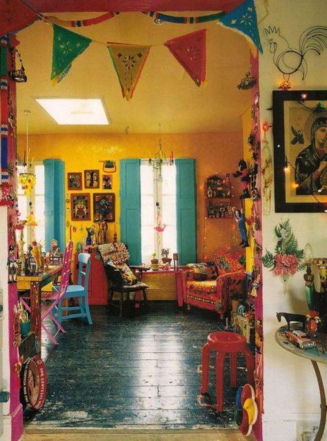 Die besten 25+ bunte Möbel Ideen auf Pinterest | Terrasse ...