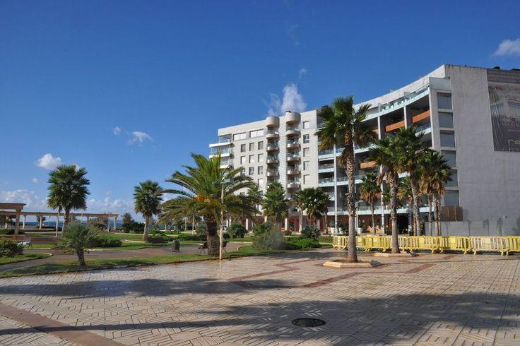 Portixol/ Es Molinar, Palma de Mallorca: Etagevåning med utsikt över havet i Portixol