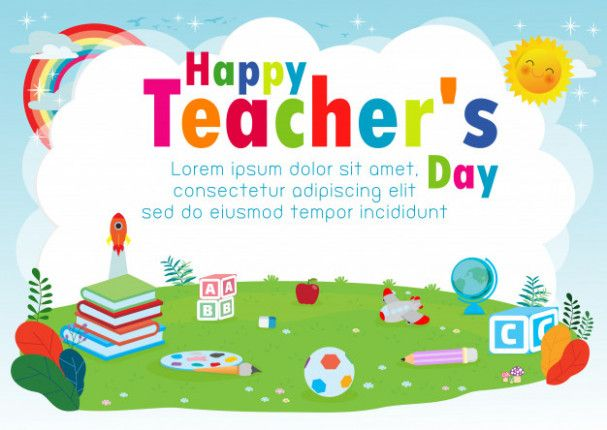Happy Teachers Day Card Video Teachers Day Card Happy Teachers Day Card Happy Teachers Day