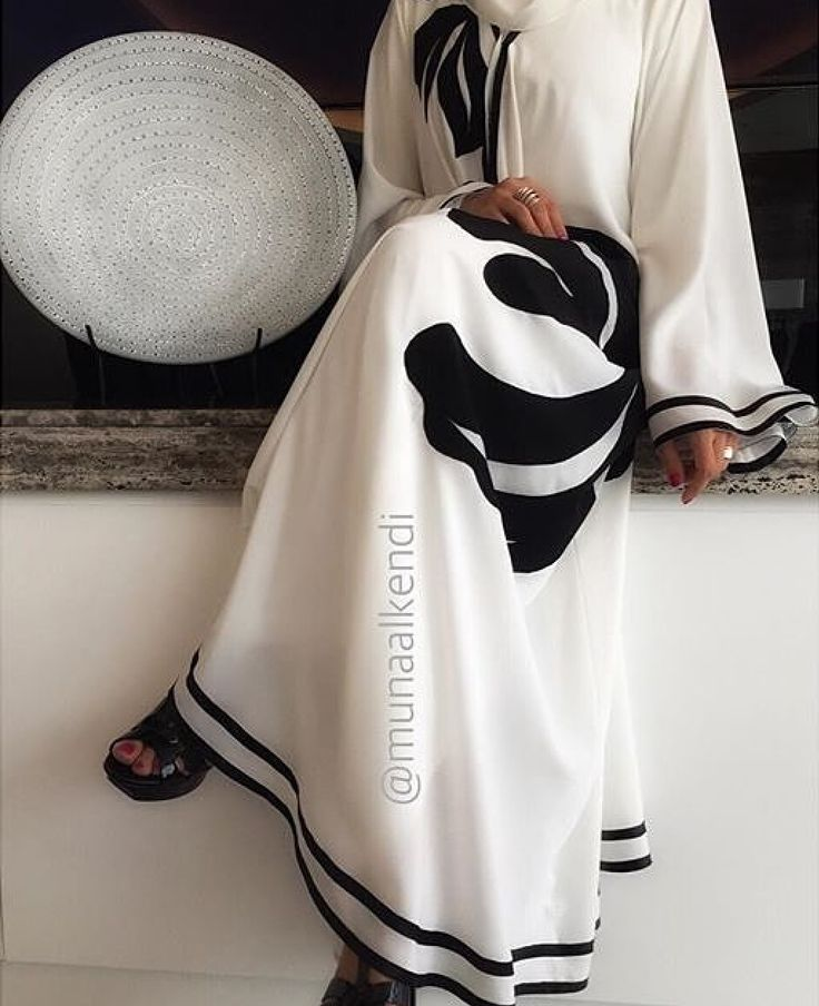 Black and white is always right - elegant