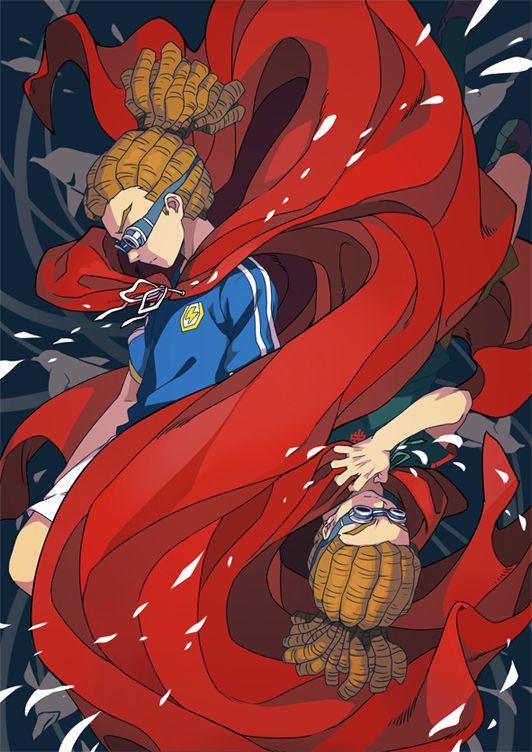 Kidou    p l o t  t w i s t !   ...kidou is superman xD  