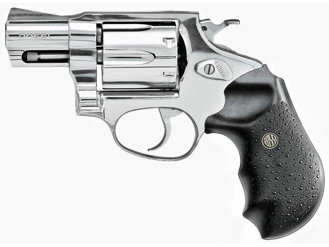 Rossi R46202 six shot .357/.38spl snubby revolver