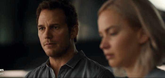 'Passageiros': Filme de ficção científica ganha novo teaser