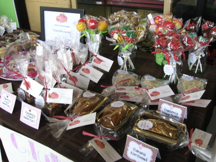 Easy Slices For Cake Stalls