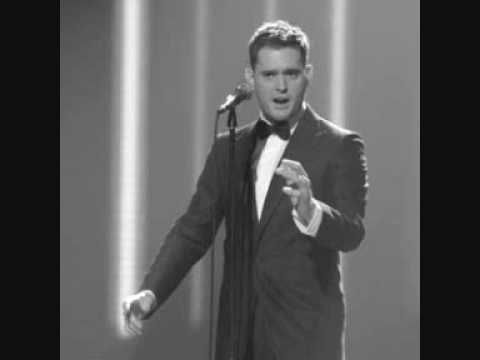 hopefully my future wedding song. ^_^ Michael Bublé - Beyond The Sea
