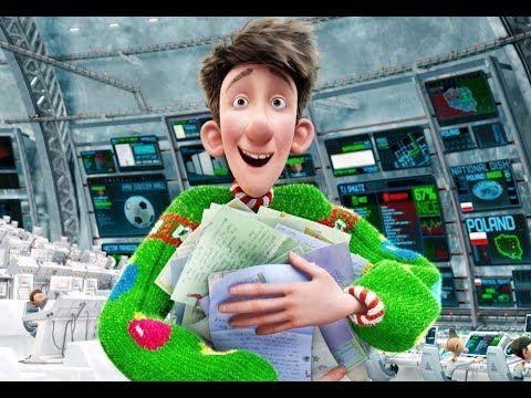 Arthur Christmas Movie 2011 - Funny Christmas Movies - Christmas Movies Full HD - YouTube
