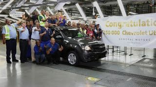 Africa Electric Car: GM to halt India sales and sell South Africa plant...