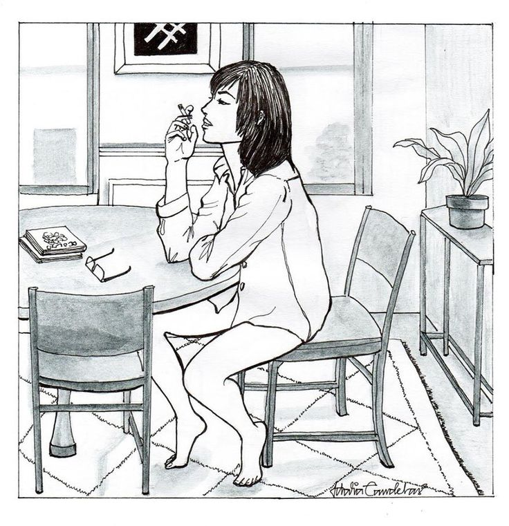 Ilustradora retrata a beleza de mulheres solteiras e felizes | Catraca Livre