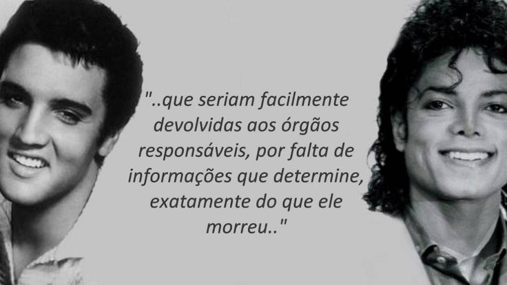 Elvis Presley X Michael Jackson - O que a morte deles têm em comum? Part...