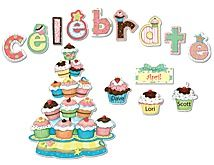 Celebrate Bulletin Board from Susan Winget