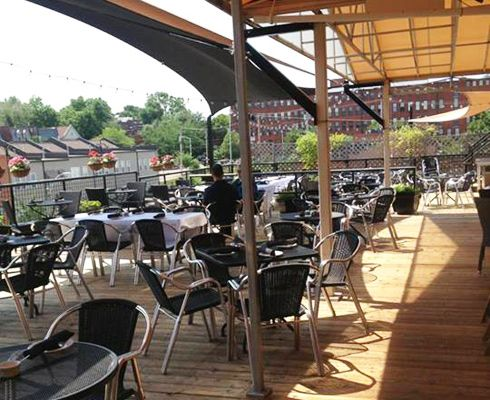Sauce Magazine Blog » Blog Archive » 6 St. Louis Patios To Welcome Spring |  Foodie Culture   Saint Louis | Pinterest | Restaurants