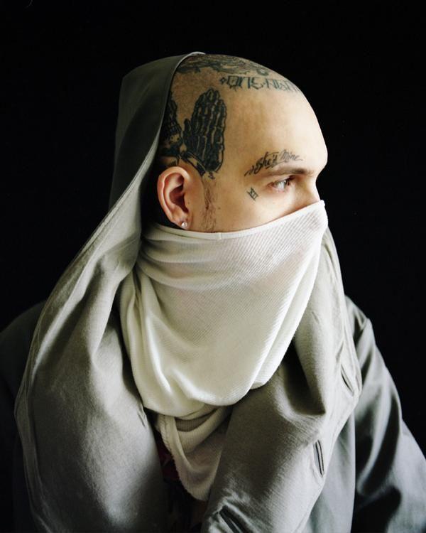 Tatouage crânien