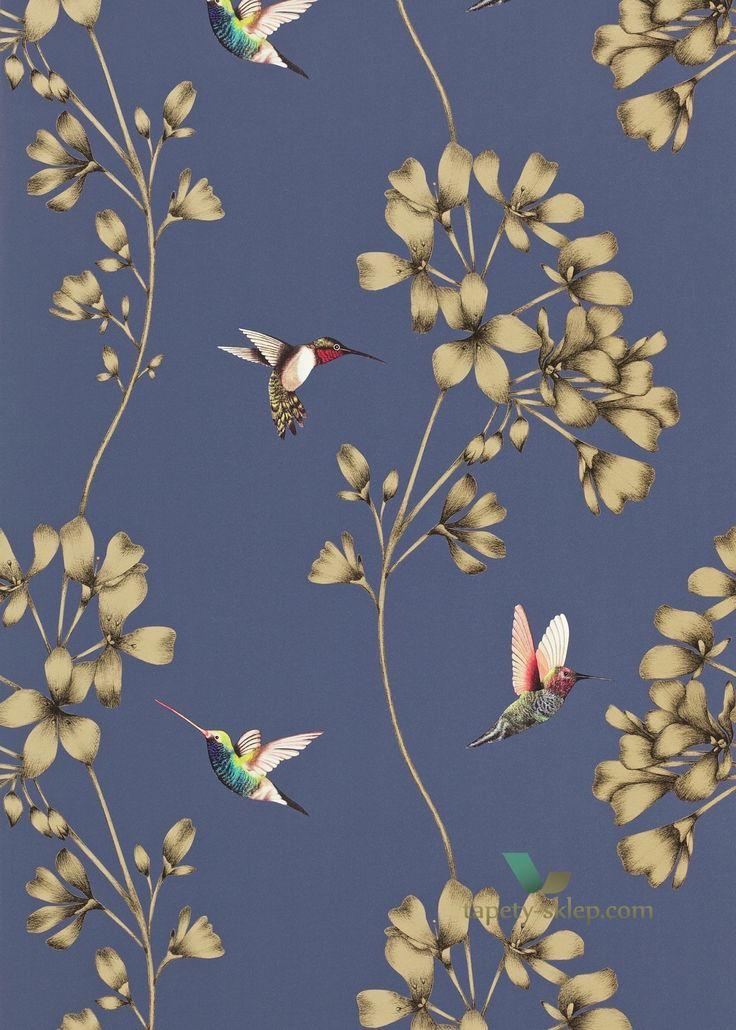 Tapeta harlequin 111059 amazilia wallpaper prints and walls for Opus wallpaper range